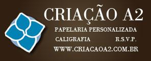 Criação A2 Assessoria de Eventos - R.S.V.P, Confirmação de Presença, Convites, Caligrafia, Cenografia